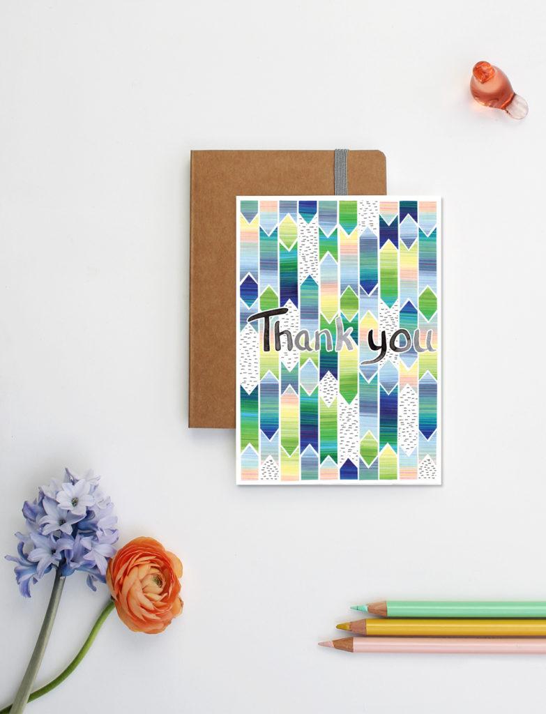 kaart thank you