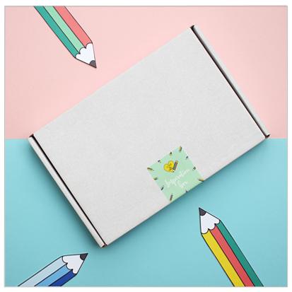 leren tekenen met de Love to draw box